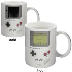 Game Boy - Heat Change Mug