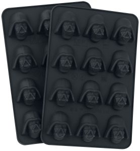 darth vader ice cube mould