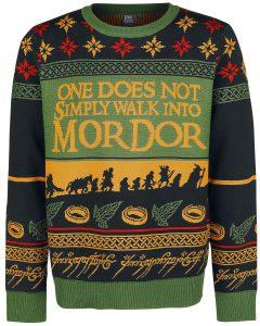 LOTR christmas jumper