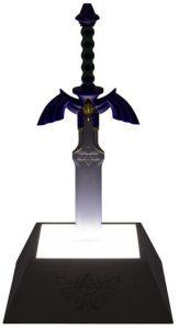 legend of zelda master sword lamp