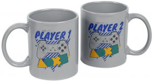 playstation player1 player2 mug