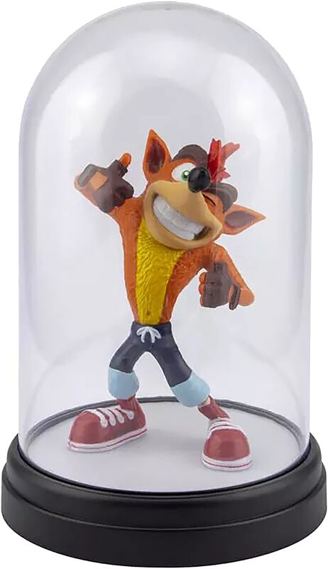 crash bandicoot table lamp
