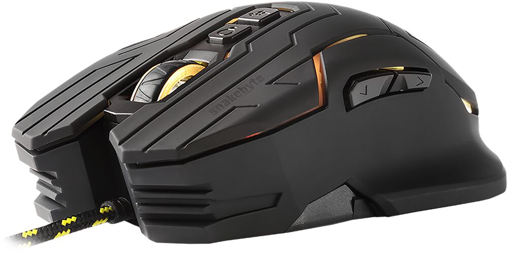 snakebite gaming pro mouse