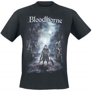 bloodborne tshirt