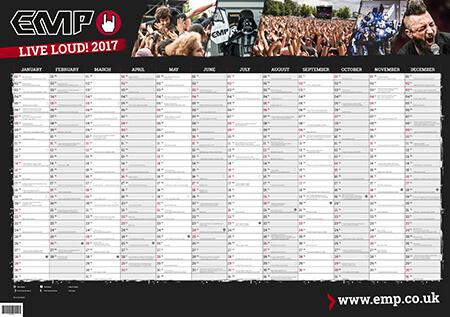 EMP Kalender 2017