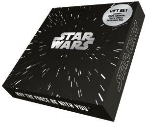 star wars collectors calendar box set