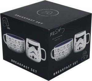 stormtrooper breakfast set