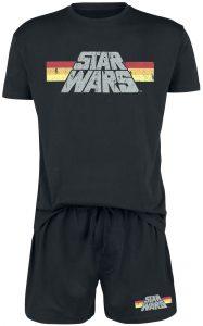 star wars vintage pyjama set