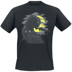 sif great grey wolf tshirt