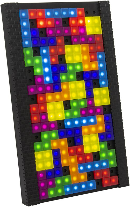tetris tetrino table lamp