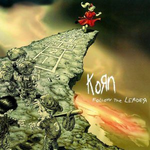 korn follow the leader vinyl lp cover