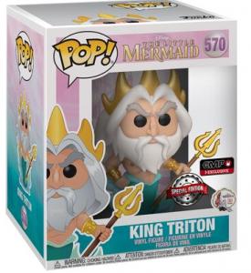 king triton funko