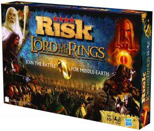 lotr risk game